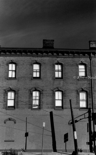 White Windows,  Newark,  N.J.
