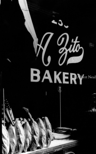 Zito Bakery   Bleeker st.  N.Y.C. by Albert Neal