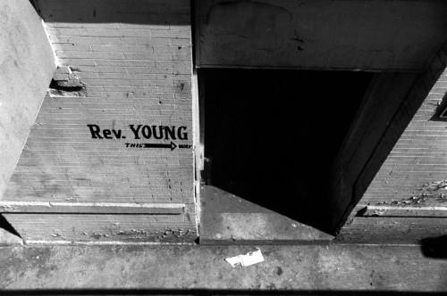 Rev. Young   HARLEM, N.Y. by Albert Neal