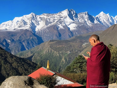 Peace in the Himalayas