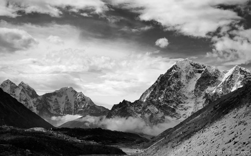Khumbu Valley, Himalayas by Jim Grossman Images