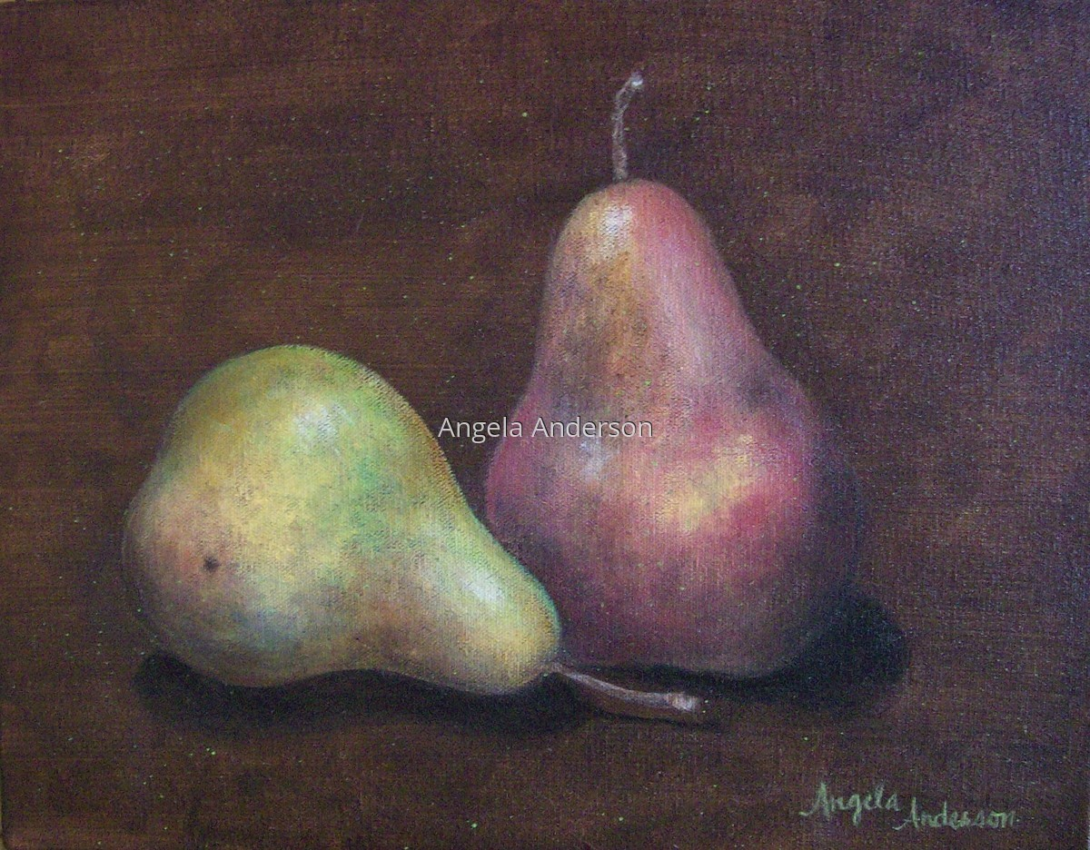 Pears Still Life (large view)