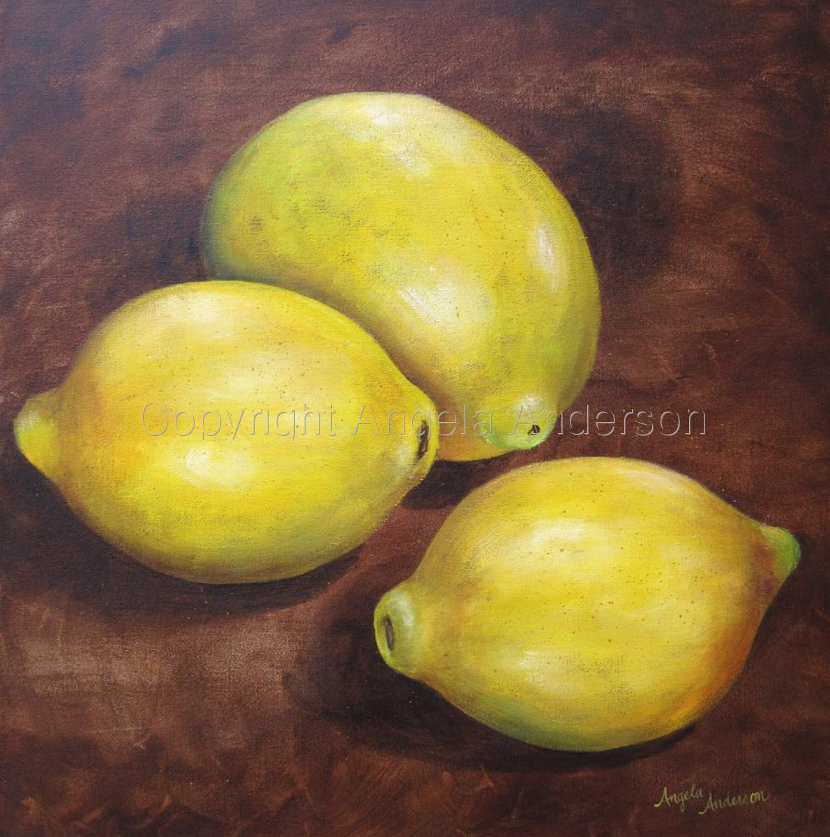 Fresh Lemons (large view)
