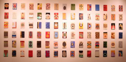 90 Days (installation view)