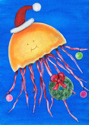 Jellyfish Santa (thumbnail)