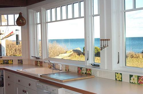 Kitchen on the Ocean