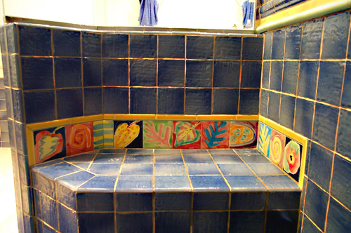 Shower Seat Provence