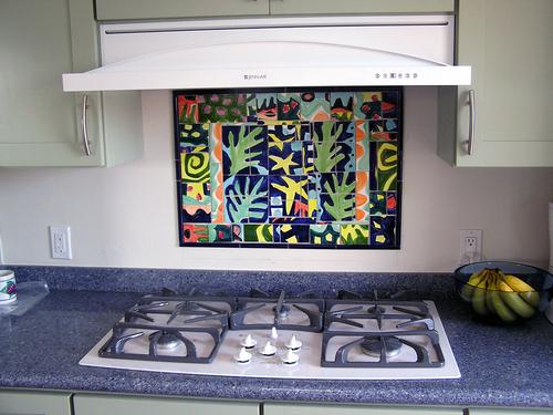 Matisse Backsplash San Diego