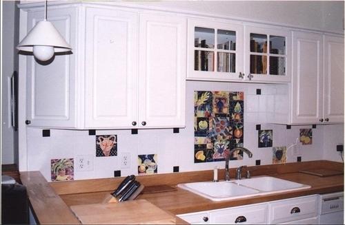 Picasso Matisse Kitchen