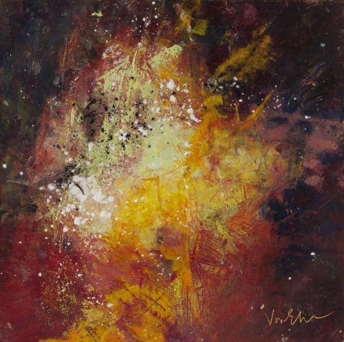 Terra 1 by Anne Von Ehr