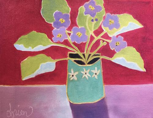 Little Violets #4