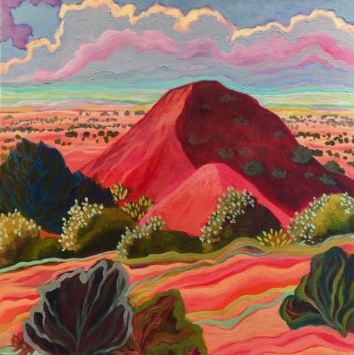 Red Hill Casa del Sol by Annie O'Brien Gonzales