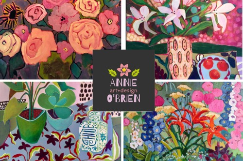 Annie O'Brien Art+Design
