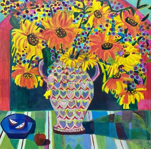 Sunflower Samba
