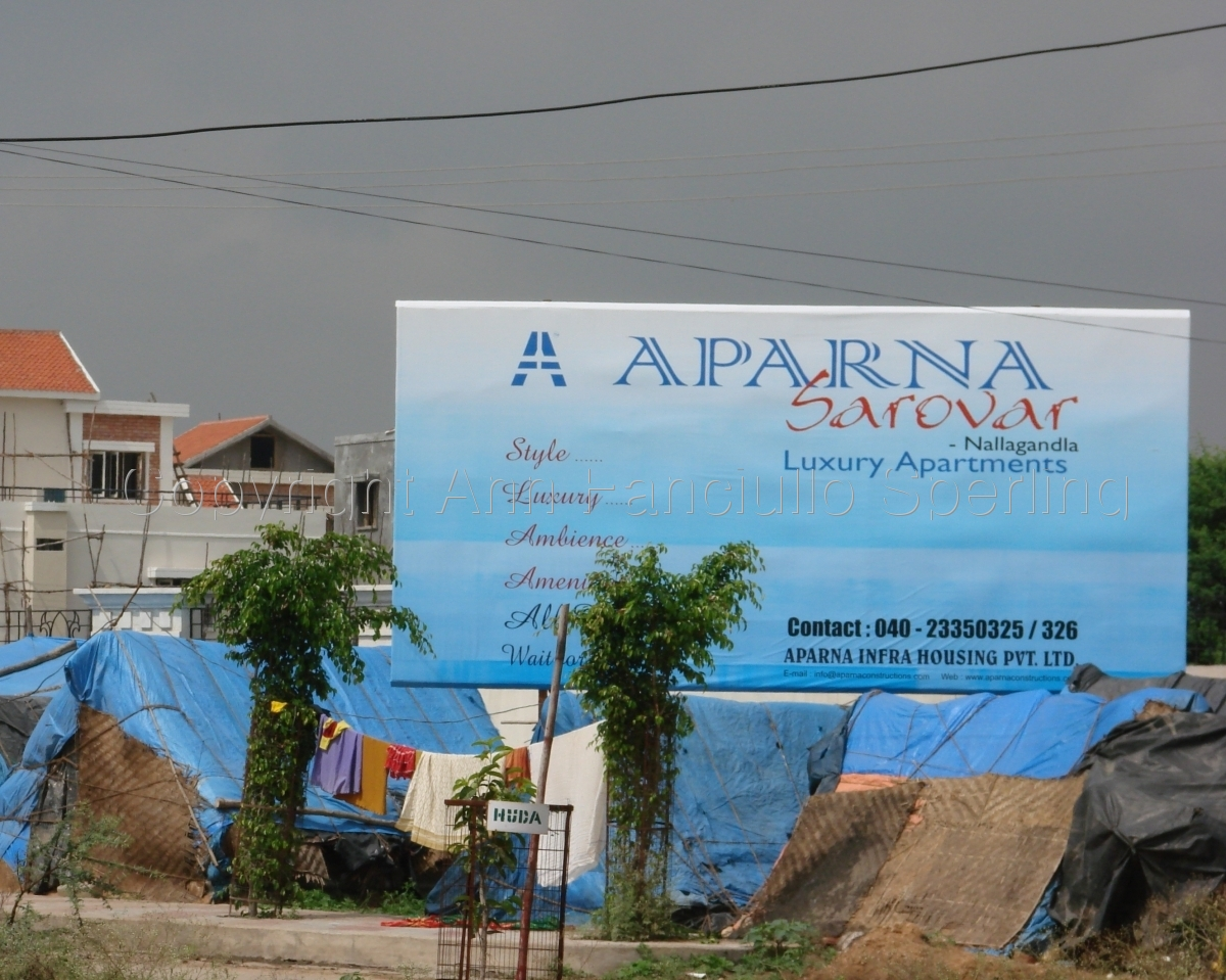 Hyderabad Luxury Apartments (large view)