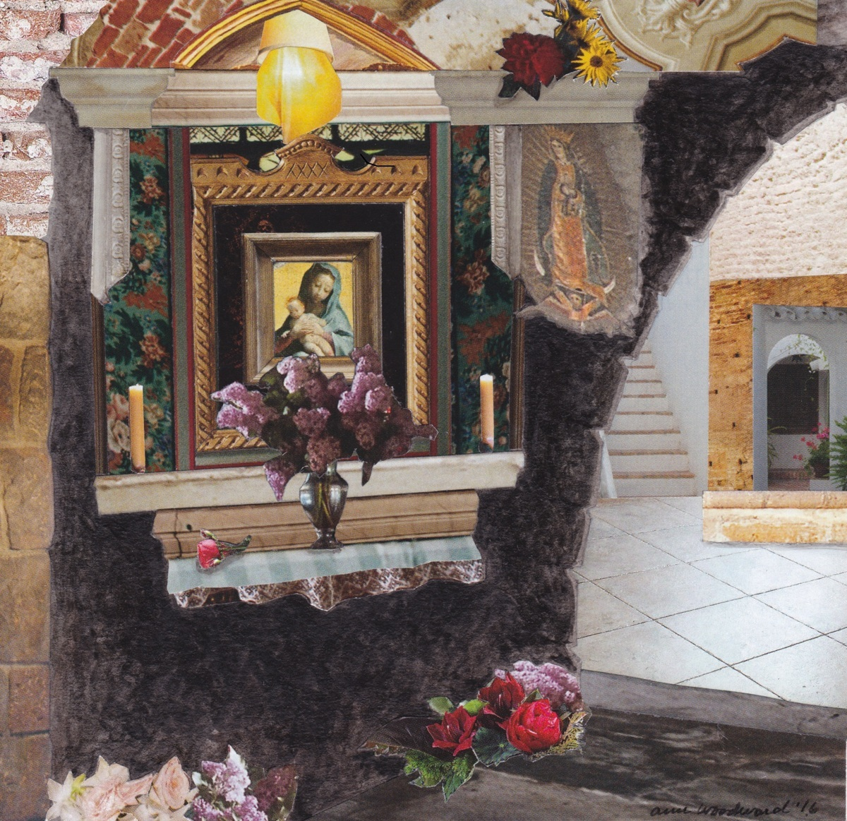 Shrine in Castello (large view)