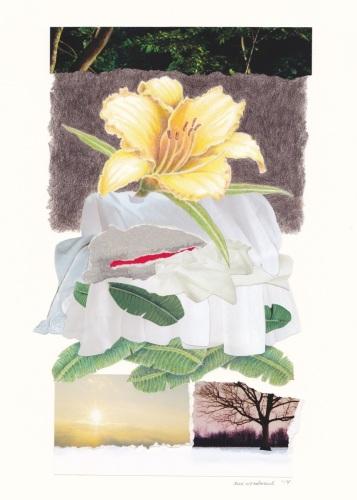 Hic Jacet Chulie by Ann Woodward