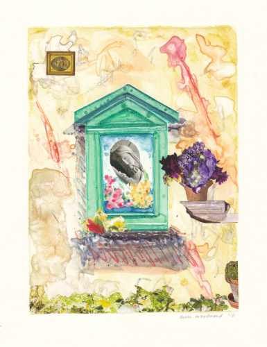 Capitelo #2 by Ann Woodward