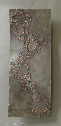 welded lace