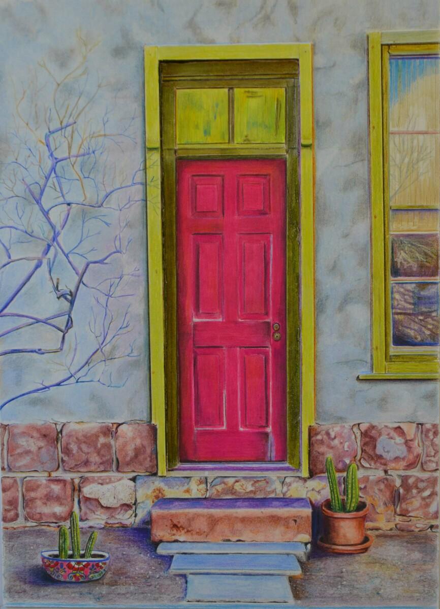 Pink Door Tucson (large view)