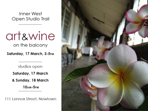 Inner West Open Studio Trail (large view)
