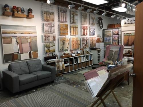 My Studio at Flatbed