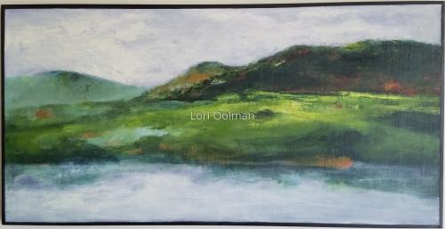 Serenity by Lori Oolman