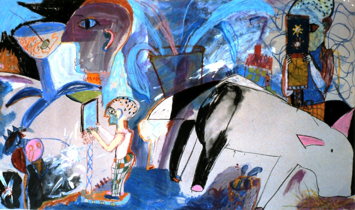 'Having Fun' 1995 (large view)