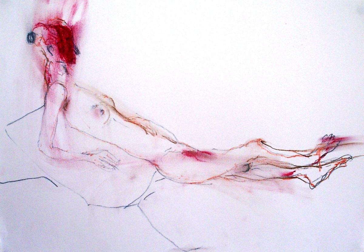 'Nude 10' 2015 (large view)