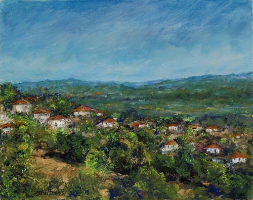 Village Mountainside