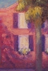 Pretty in Pink (Plein Air)