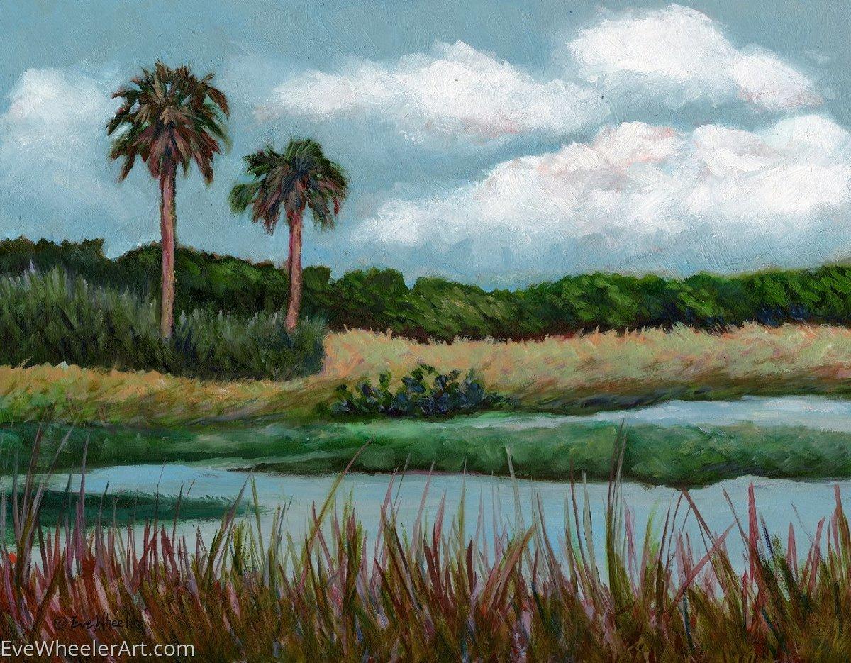 Everglades Marsh (large view)
