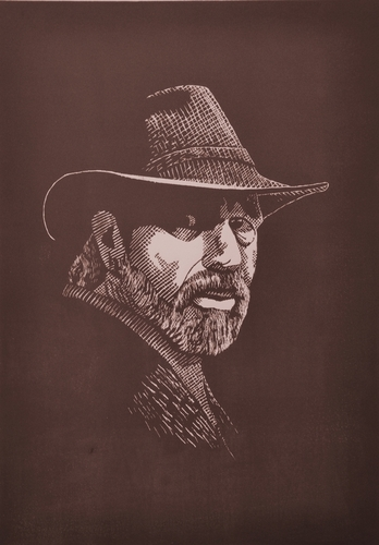 The Artist With Hat