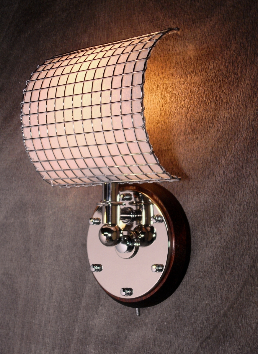 Sage Marine #2  Wall Lamp (large view)
