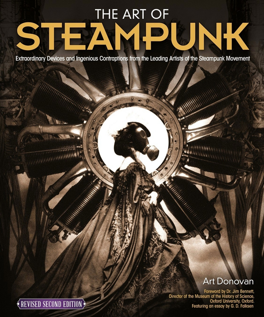 The Art of Steampunk.  Second Edition (large view)
