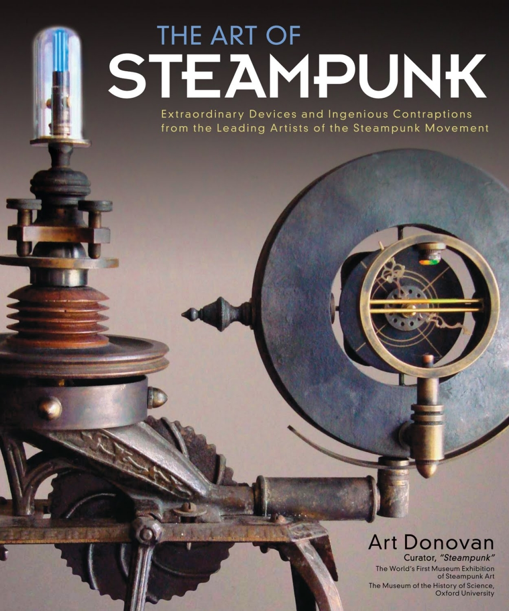 The Art of Steampunk. First Edition (large view)