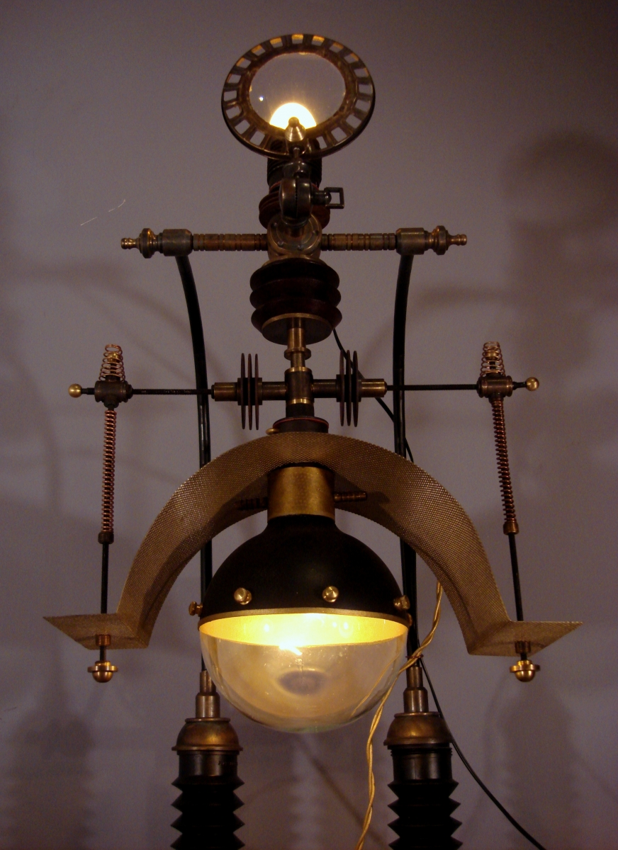 Steampunk Weather Station by Art Donovan (large view)