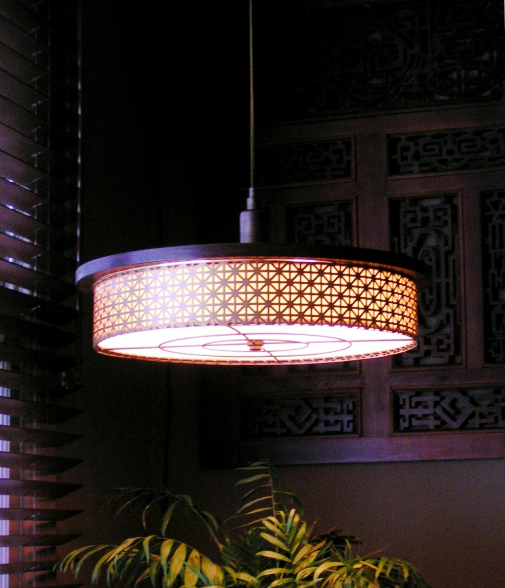 Cubano Pendant Lamp by Art Donovan (large view)