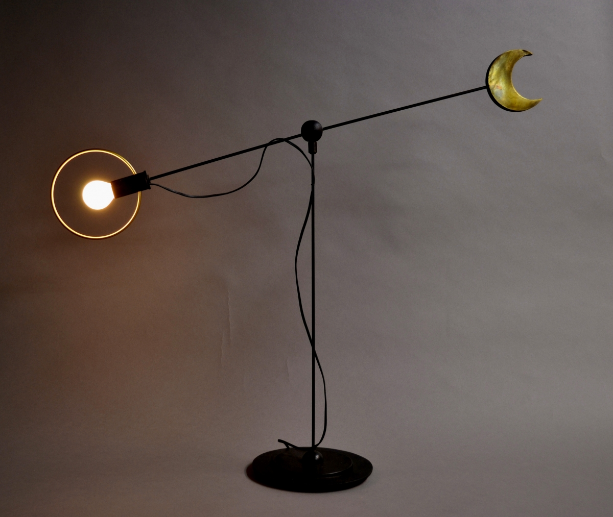 Sun + Moon Table Lamp (large view)