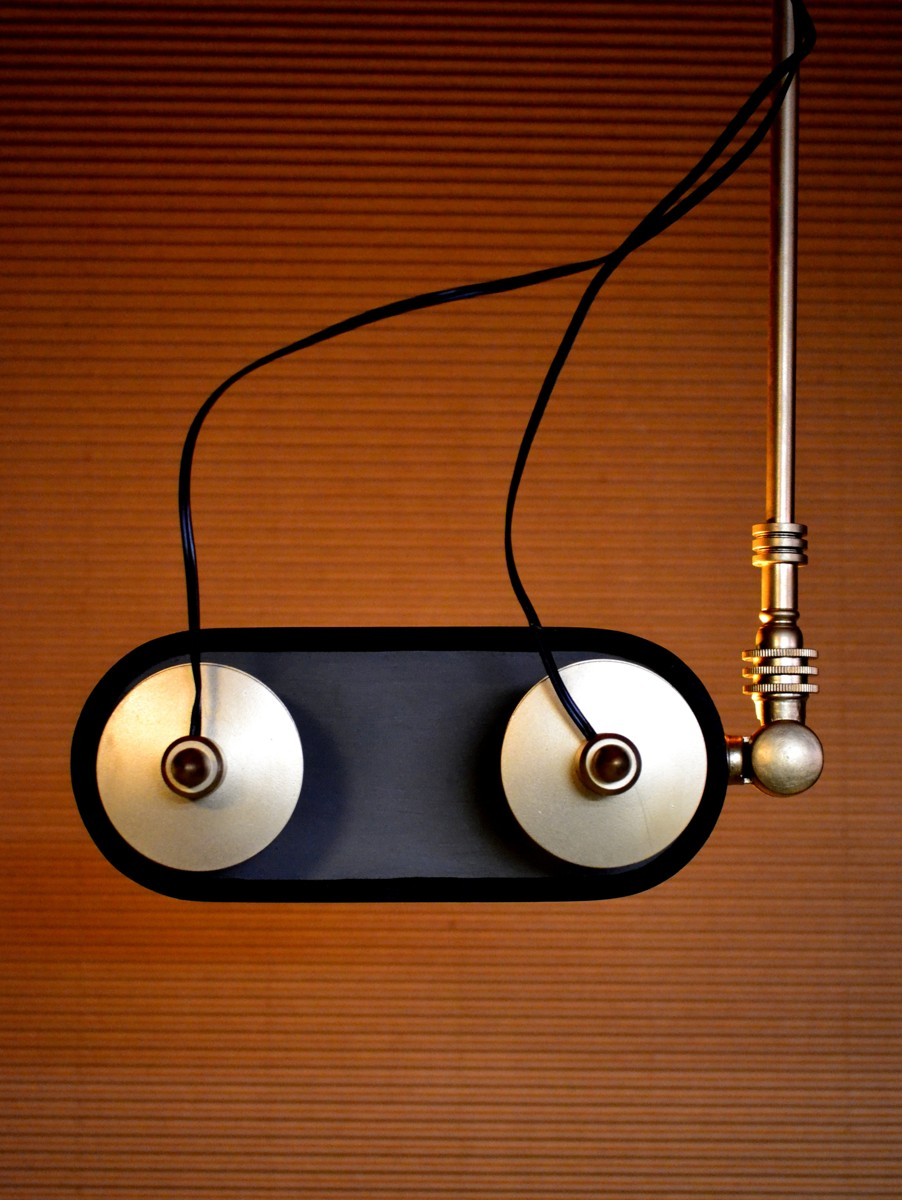 Teslagraaf Pendant Lamp (large view)