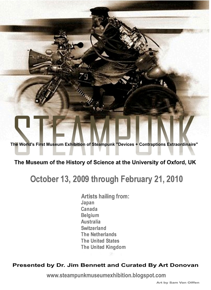 Steampunk in Oxford (large view)