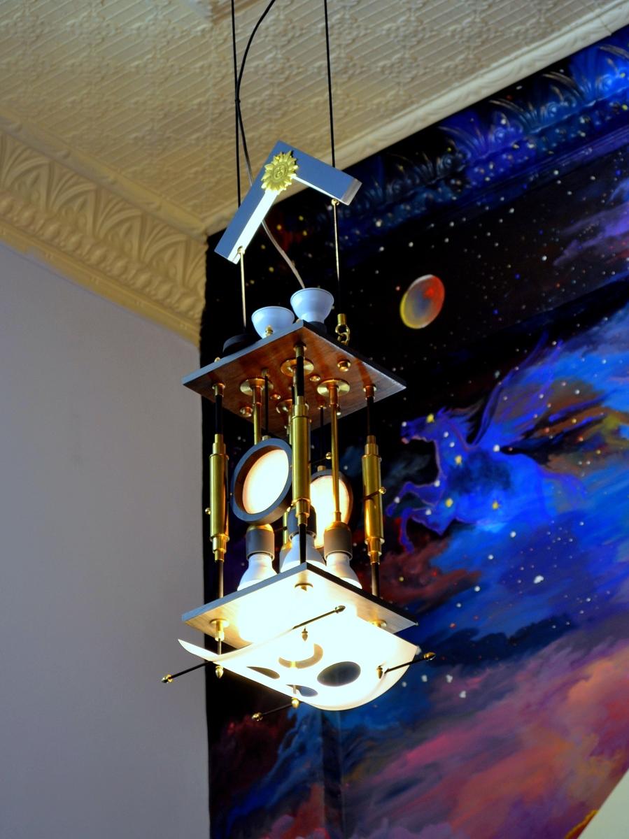 NEW: Masonic Pendant Lights (large view)