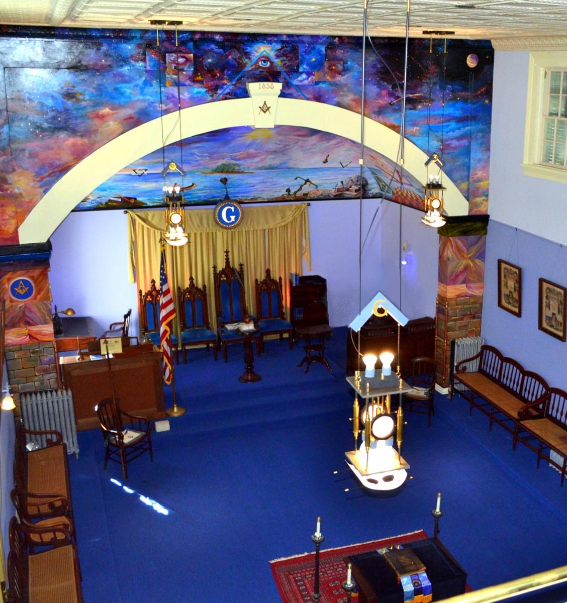 Masonic Lodge (large view)