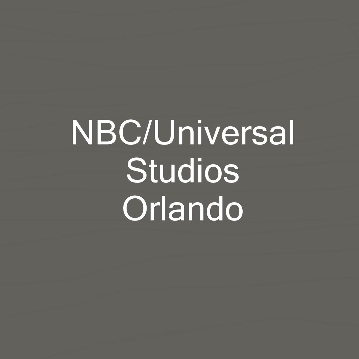NBC/Universal Studios, Orlando, Florida (large view)