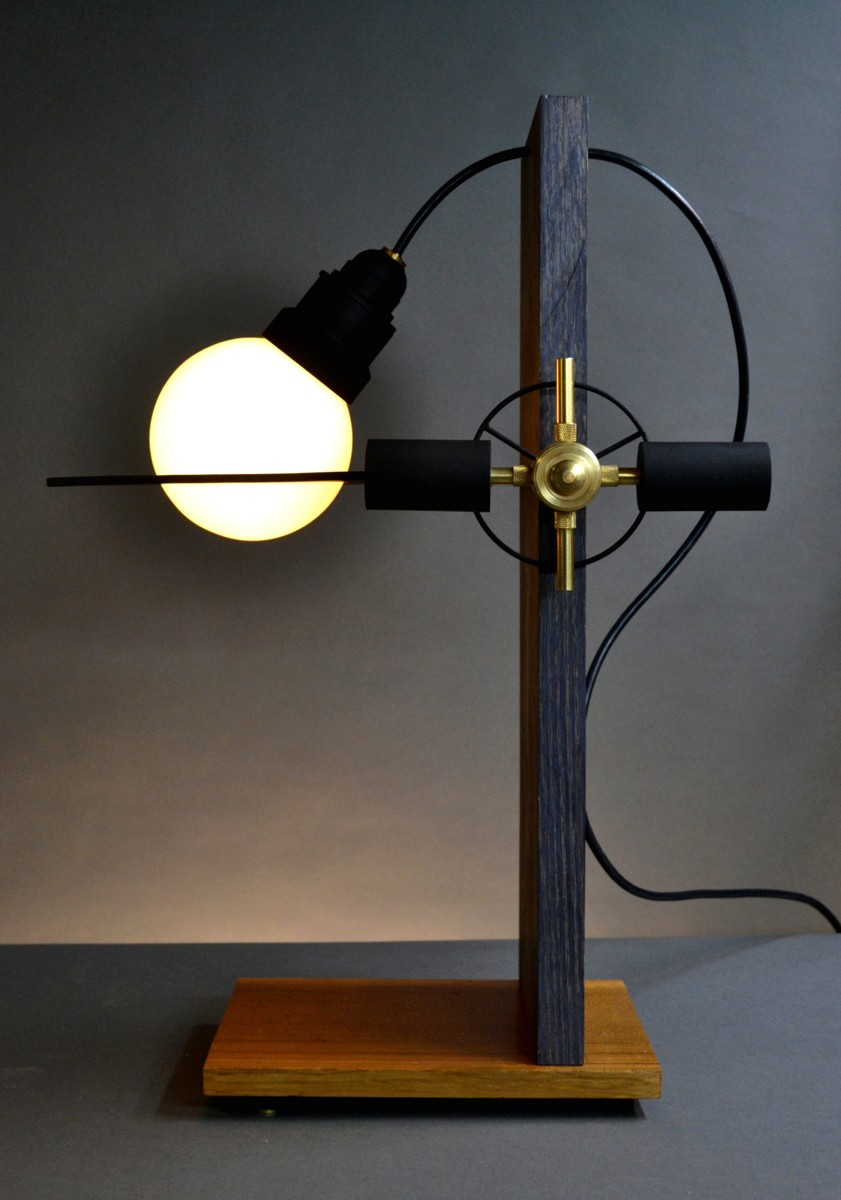 Bauhaus 'Cantilever' table lamp (large view)
