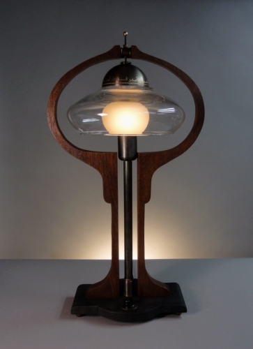 Donovan Harp. Table Lamp
