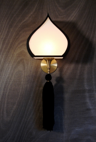 Caravan Wall Lamp by Art Donovan