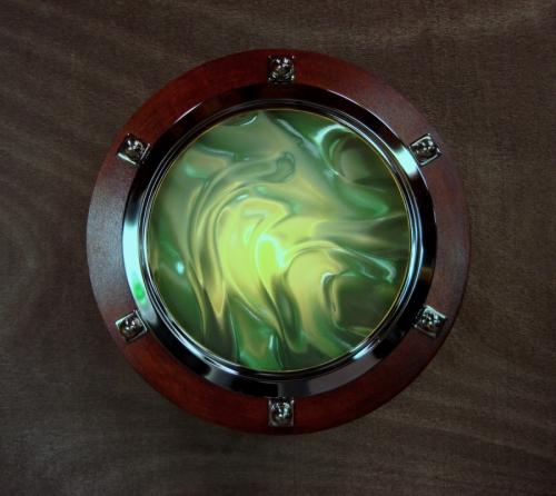 Sage Marine #3 Wall Lamp