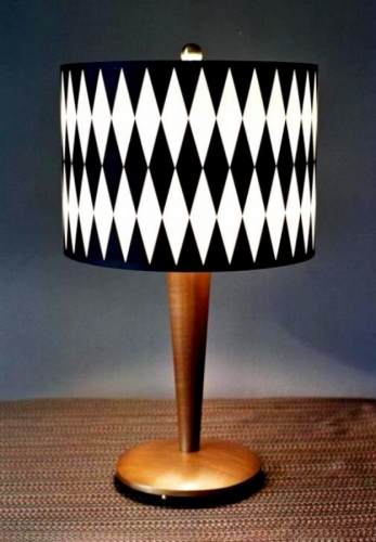 Harlequin Table Lamp (large view)