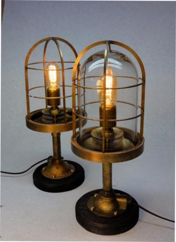 Trumpy Table Lamps